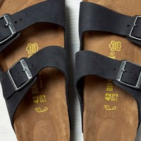 AEO Men's Birkenstock Arizona Leather Sandal