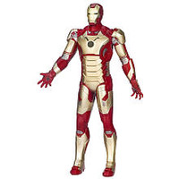 Iron Man Power Charged Action Figure - ARC Strike Iron Man