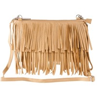 Hammitt Getty Fringe Cross Body Bag