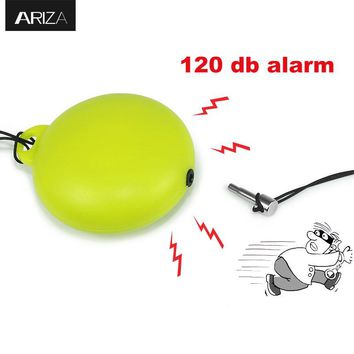 Ariza 2017 new Emergeny self defense personal keychain alarm for women elderly kids and students