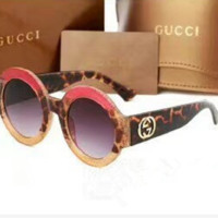 GUCCI Women Casual Sun Shades Eyeglasses Glasses