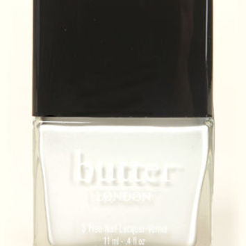 Butter London Cotton Buds White Nail Lacquer