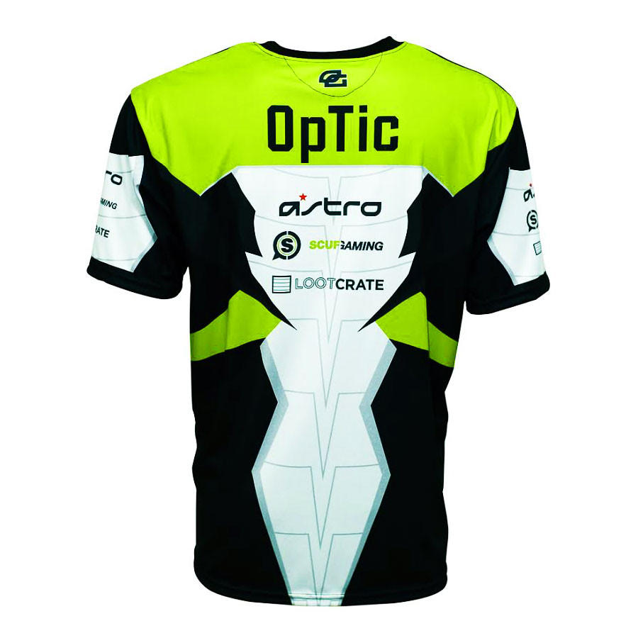 optic short sleeve pro jersey from shop optic tv optic