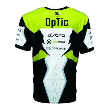 OpTic Short Sleeve Pro Jersey
