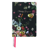 Oil Blossom Notebook - A5 from Ted Baker