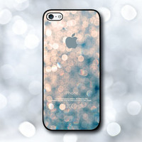 iPhone 5 Case, iPhone 5S Case - Dawn Glitter /  iPhone 5S Case, iPhone 5S Cover, Cover for iPhone 5S, Case for iPhone 5S