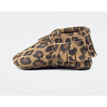 Freshly Picked Leopard Mocassin