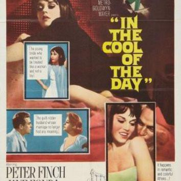 In The Cool Of The Day Movie Poster 16inx24in