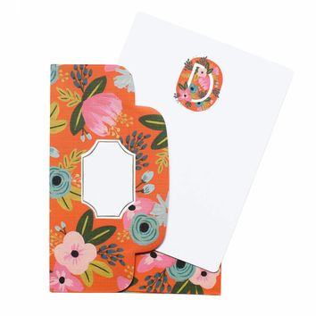 Monogram Stationery by RIFLE PAPER Co.   Made in USA