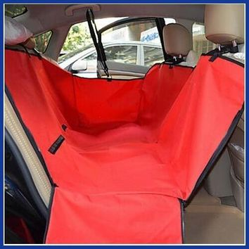 Dog or Cat car seat cover.