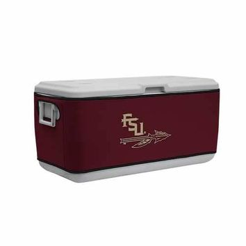 Florida State Seminoles NCAA Rappz 100qt Cooler Cover