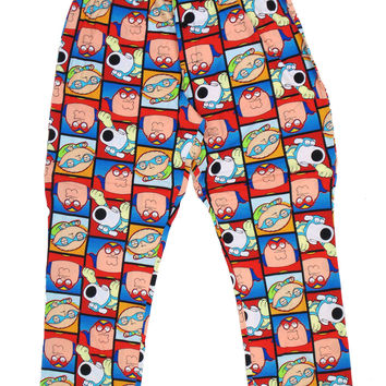 Family Guy's Men Cotton Pajama Bottoms