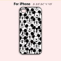 Disney,Mickey Mouse,iPhone 5 case,iPhone 5C Case,iPhone 5S Case, Phone case,iPhone 4 Case, iPhone 4S Case