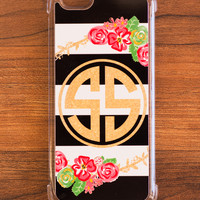 Simply Southern Flowers iPhone Case