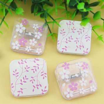 4 Pcs/lot Cute Aihao Portafoto Paper Clips Paperclips Binder Desk Office Accessories School Tools Stationary