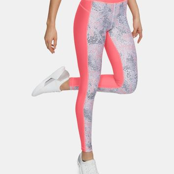 Women's HeatGear® Armour Printed Leggings | Under Armour US