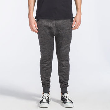 Uncle Ralph Heather Mens Jogger Pants Black  In Sizes