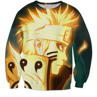 Naruto Fire Within the Sage