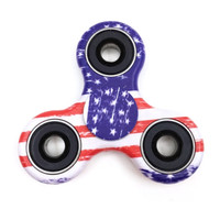 """Gotta Have One"" American Flag Fidget Spinner"