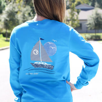 Southern darlin' – Long Sleeve Sailboat