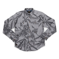 10 Deep: Division Button Down - Heather Grey