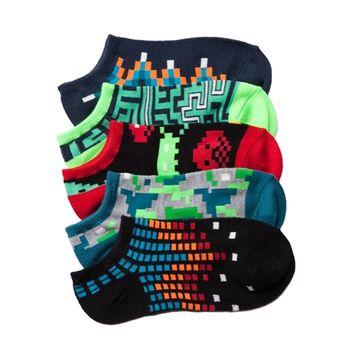 Youth Gamer Glow Socks 5 Pack
