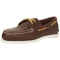Sperry Leather Toddler Boys Boat Shoes