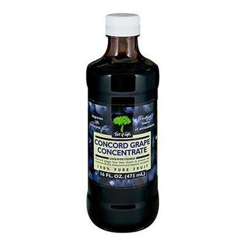 Tree Of Life: Juice Concentrate Unsweetened Grape, 16 Oz