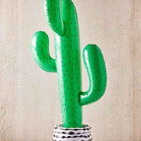 Inflatable Potted Cactus - Urban Outfitters