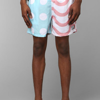 Urban Outfitters - ambsn Flagged Taslan Short