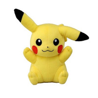 Pokemon TKARA TOMY Plush Doll : Pikachu