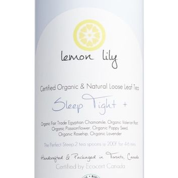 Lemon Lily Sleep Tight + Organic Herbal Tea | Nordstrom