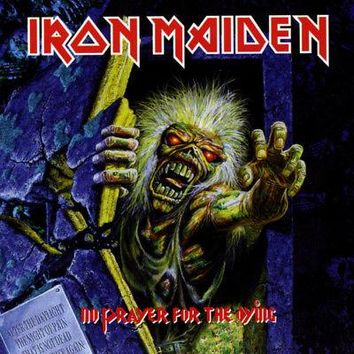 Iron Maiden - No Prayer For The Dying LP 180g RI Vinyl