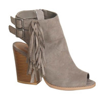 Rome Booties - Taupe