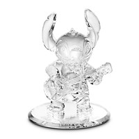 Disney Stitch Glass Figurine by Arribas Brothers | Disney Store