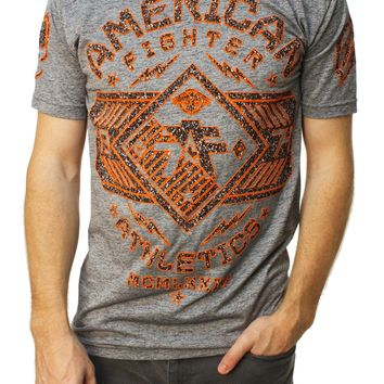 American Fighter Men's Hartwick Pattern Graphic T-Shirt