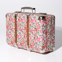 Merci 'Betsy' Decorative Large Floral Valise | Nordstrom