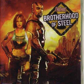 Fallout Brotherhood of Steel - Xbox