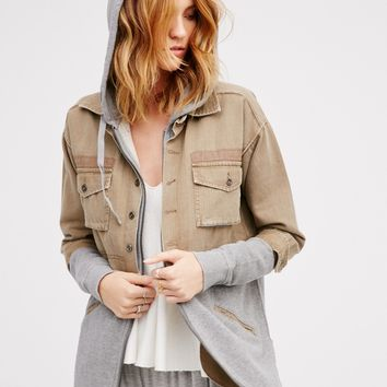 Free People Walk Out Cardigan