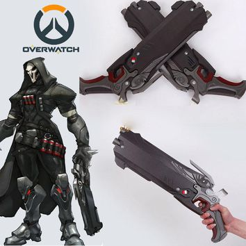 OW Over and Watch Reaper Resin Hellfire Cosplay Prop