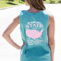 Southern Darlin' - State Of Mind Tank