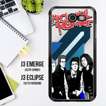 My Chemical Romance Y2307 Samsung Galaxy J3 Emerge, J3 Eclipse , Amp Prime 2, Express Prime 2 2017 SM J327 Case