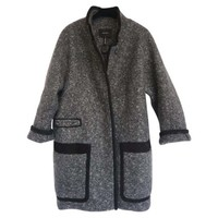 """ KHAN "" COAT / OVER COAT"