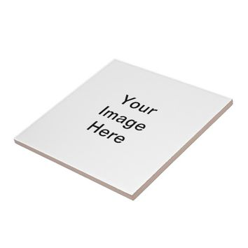 Design Your Own Custom Photo Ceramic Tile
