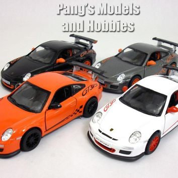 Porsche 911 GT3 RS 1/36 (5 inch long) Scale Diecast Metal Model by Kinsmart
