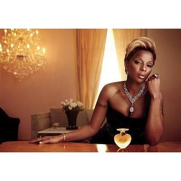 Mary J Blige Poster 24x36