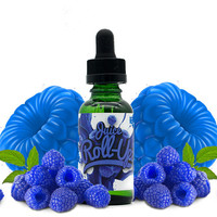 Blue Raspberry - Juice Roll-upz