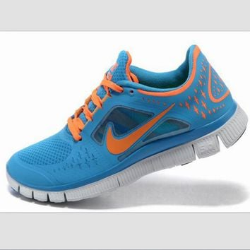 """NIKE"" Trending Fashion Casual Sports Shoes Blue"