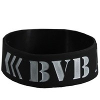Black Veil Brides - BVB Army - Wristband - Offical Band Merch - Buy Online at Grindstore.com