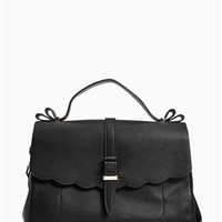 Buy Pink Scallop Edge Top Handle Bag from the Next UK online shop